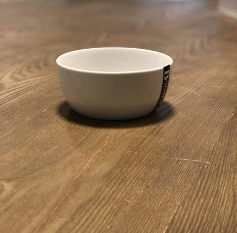 White Ceramic Rice Bowl 14.5cm