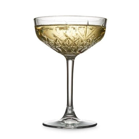 Winston Coupe Glasses - Set of 4 270ml