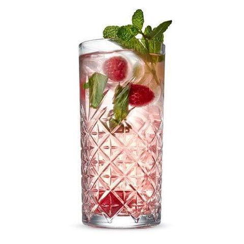 WINSTON Highball Glasses - Set of 4