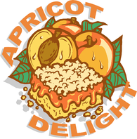 Apricot Delight e-liquid by Nimbus Vapour