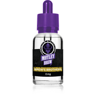 Motley Brew e-liquid - Brew's Brothers (30 ml)