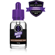 Motley Brew e-liquid - Old Fashioned (30 ml)