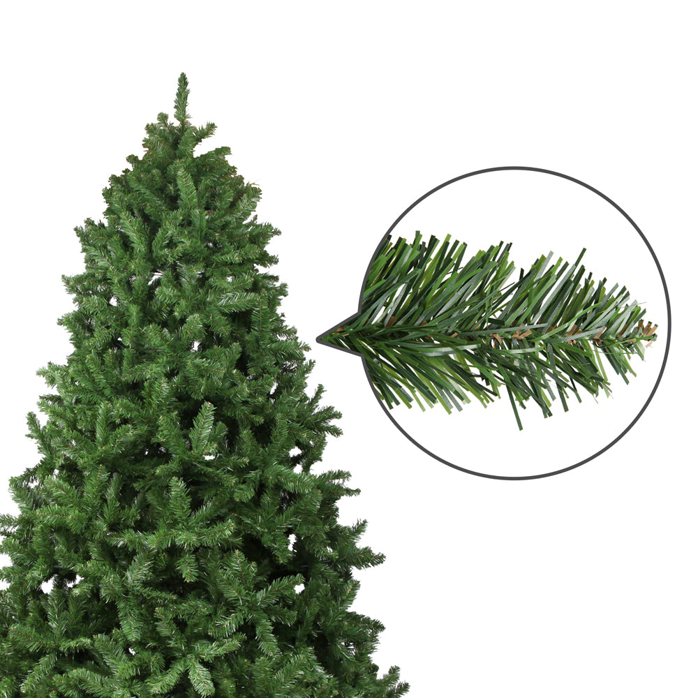 2.1M Full Christmas Tree - Green