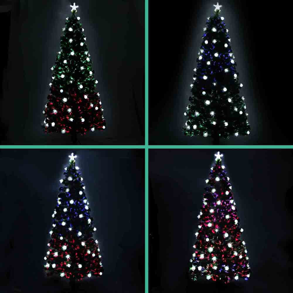 2.1M Christmas Tree 260 LED - Green