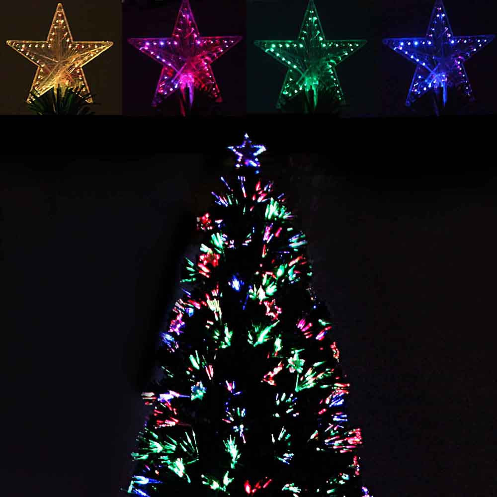 2.4M XL Christmas Tree 320 LED - Green