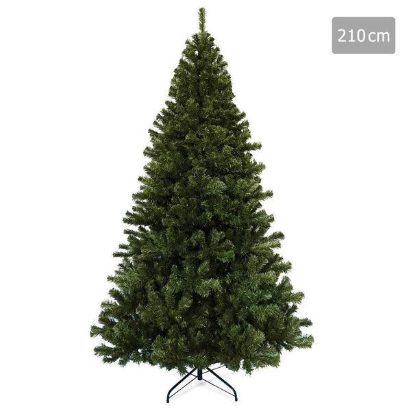 2.1M Premium Christmas Tree 1000 Tips - Green