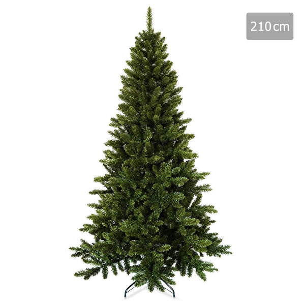 2.1M Premium Christmas Tree - Green
