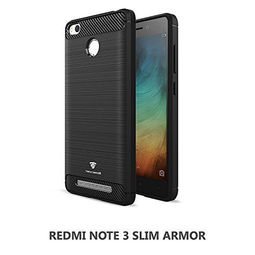 Tech Sense Lab (Australia) Slim Armor Case For Xiaomi Redmi 3/3S/3S Pro/3S Prime