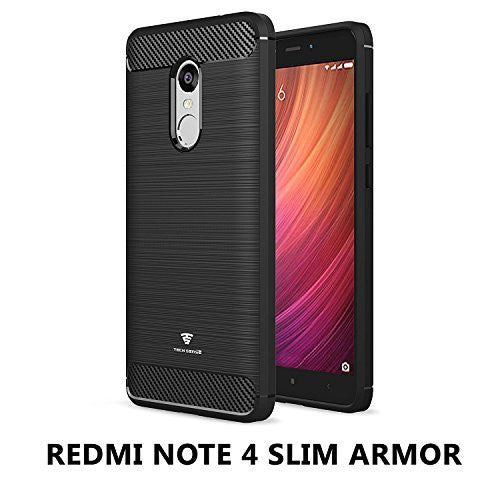 Tech Sense Lab (Australia) Redmi Note 4 Armaguard Slim Armor Case Back Cover For All Around 360 Degree Protection