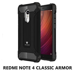 Tech Sense Lab (Australia) Armaguard Classic Armor Case Cover For Redmi Note 4