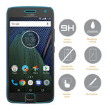 Tech Sense Lab (Australia) Moto G5 Plus Premium Tempered Glass Screen Protector [9H] - Full HD, Shatterproof, Anti Scratch Screen Guard For Moto G5 Plus