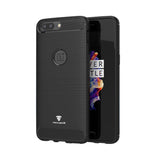 Tech Sense Lab (Australia) OnePlus 5 Back Cover, Slim Armor Case, Shockproof And Easy Grip Design OnePlus 5 Case With Carbon Fiber Finish