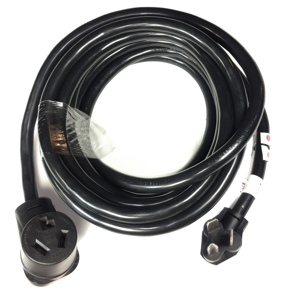 NEMA 10-30 dryer extension cord, 10 ft.