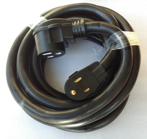 Heavy-duty NEMA 6-50 Extension Cord for Welder or EV