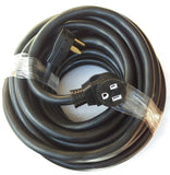 Heavy-duty NEMA 6-50 Extension Cord for EV or Welder