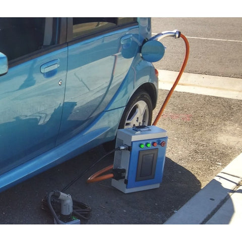 Portable CHAdeMO Quick Charger