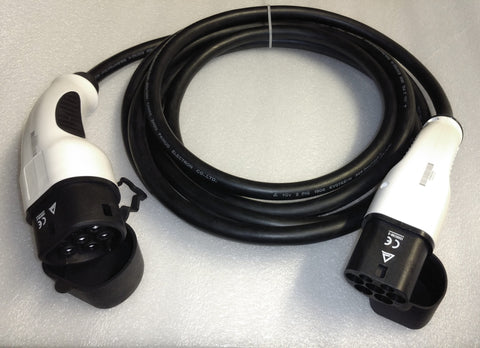 European Type 2 (IEC) EV Charging Cable