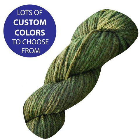 Quality Wool Yarn - Made in USA