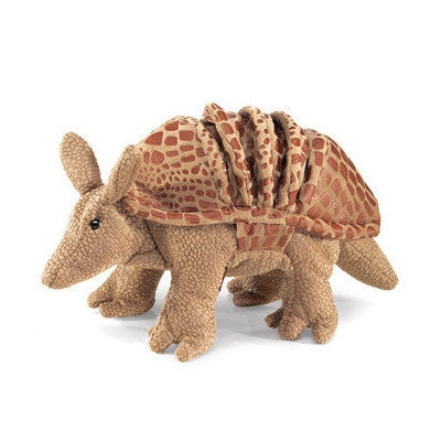 Armadillo Hand Puppet-Ten Octaves