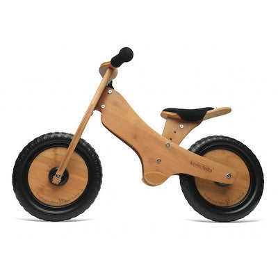 Bamboo Balance Bike-Ride-On-Ten Octaves