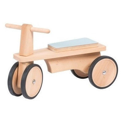 Blue Seat Steerable Wooden Ride-On Moulin Roty-Ten Octaves