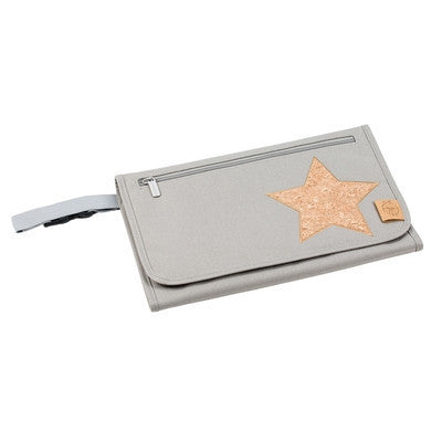 Casual Wrap-to-Go Cork Star Light Grey-Ten Octaves