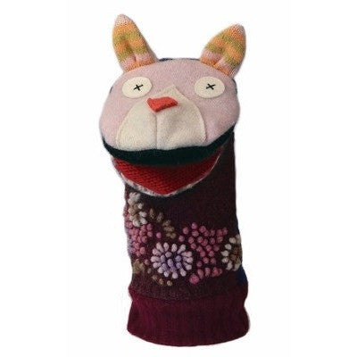Cat Wool Puppet-Ten Octaves