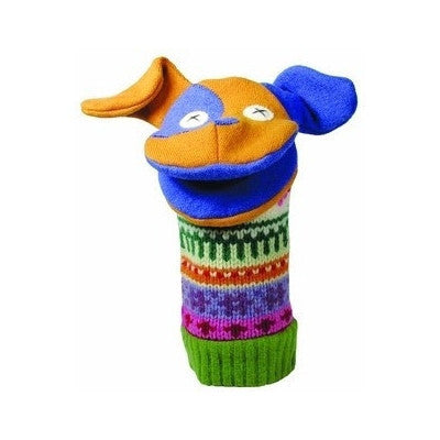 Dog Wool Puppet-Ten Octaves