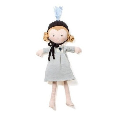 Fern in Feather Dress and Bonnet-Plush-Ten Octaves