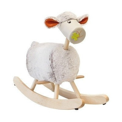 Lamb chop The Rocking Sheep Moulin Roty-Rocker-Ten Octaves