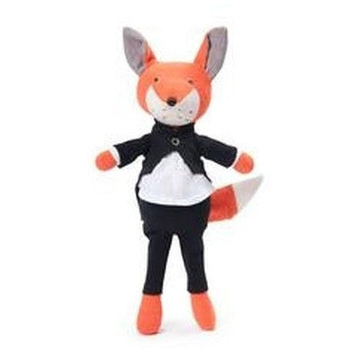 Owen Fox in Tuxedo-Plush-Ten Octaves