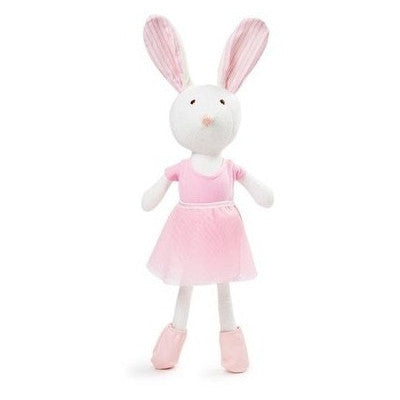 Penelope Rabbit in Ballet Outfit-Plush-Ten Octaves