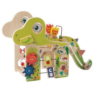 Playful Dino-Activity Center-Ten Octaves