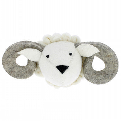 Ram Head-Wall Decor-Ten Octaves