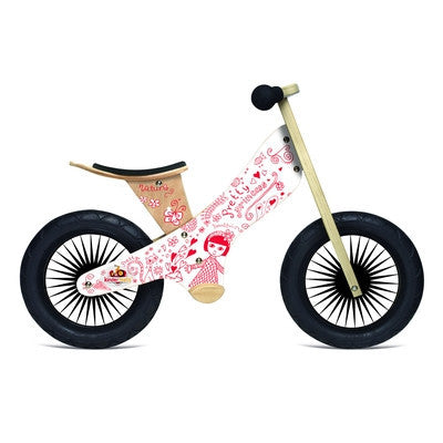 Retro Balance Bike (Princess) Kinderfeets-Ten Octaves