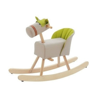 """Sprout"" The Rocking Horse-Rocker-Ten Octaves"