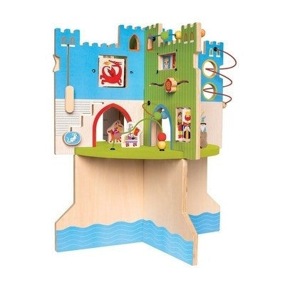 Story Book Castle Activity Center-Ten Octaves