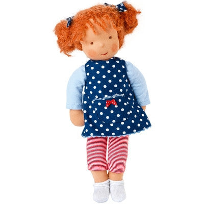 Waldorf Doll Emelie-Plush-Ten Octaves