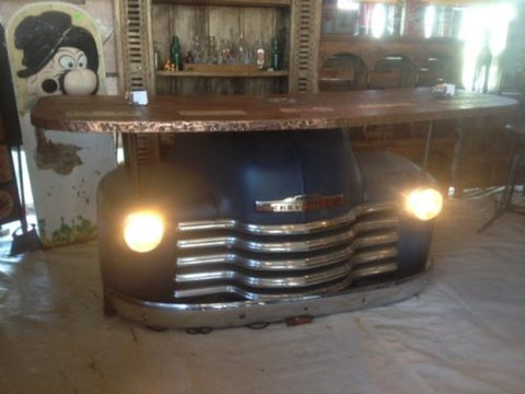 Bar from a Chevy truck