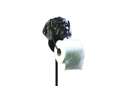 Fido Toilet Paper Holder