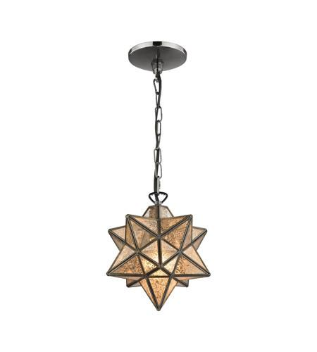 Moravian Star Light Pendant