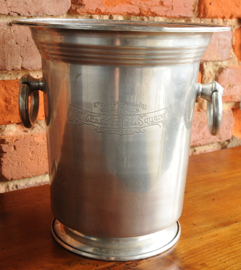 Silver Champagne Bucket