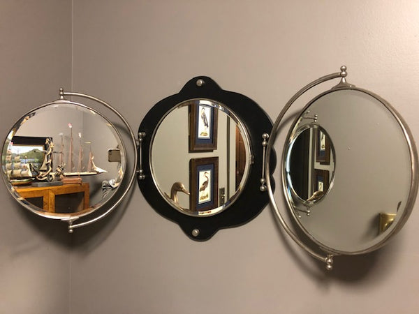 Adjustable Tri Mirror