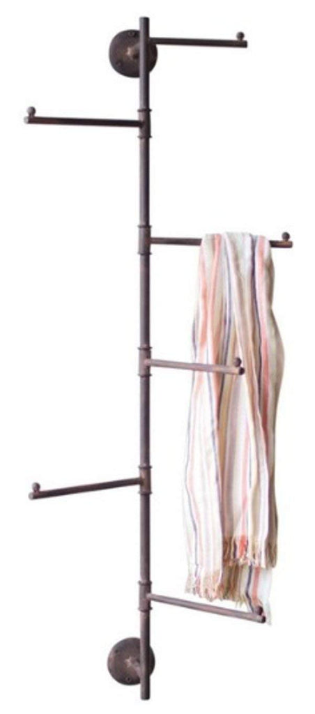 Hanging Swivel Coat Rack