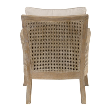 The Lucas Ivory Chair