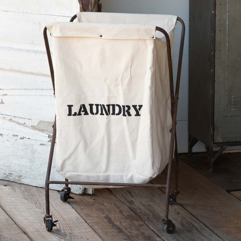 Rolling Laundry Bag
