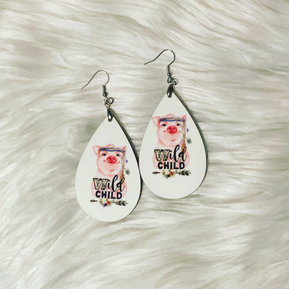 Wild Child Earrings