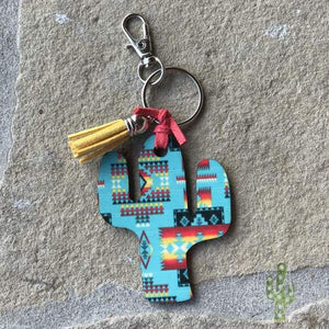Cactus Key Chain *Southwest*