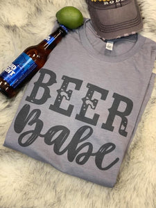 Beer Babe *Grey*