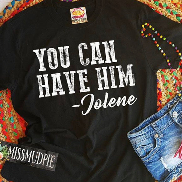 You Can Have Him-Jolene